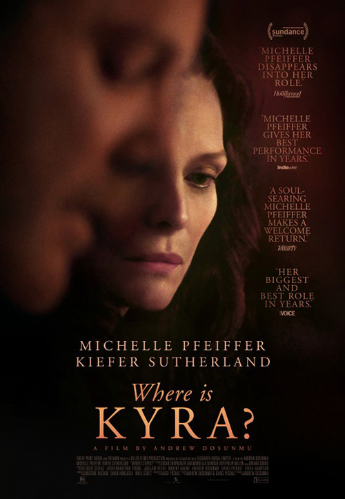 Where Is Kyra (2017) [BluRay] [720p] YIFY