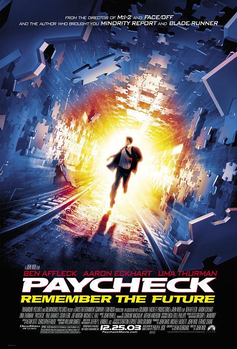 Paycheck 2003 BRRip XviD MP3-XVID