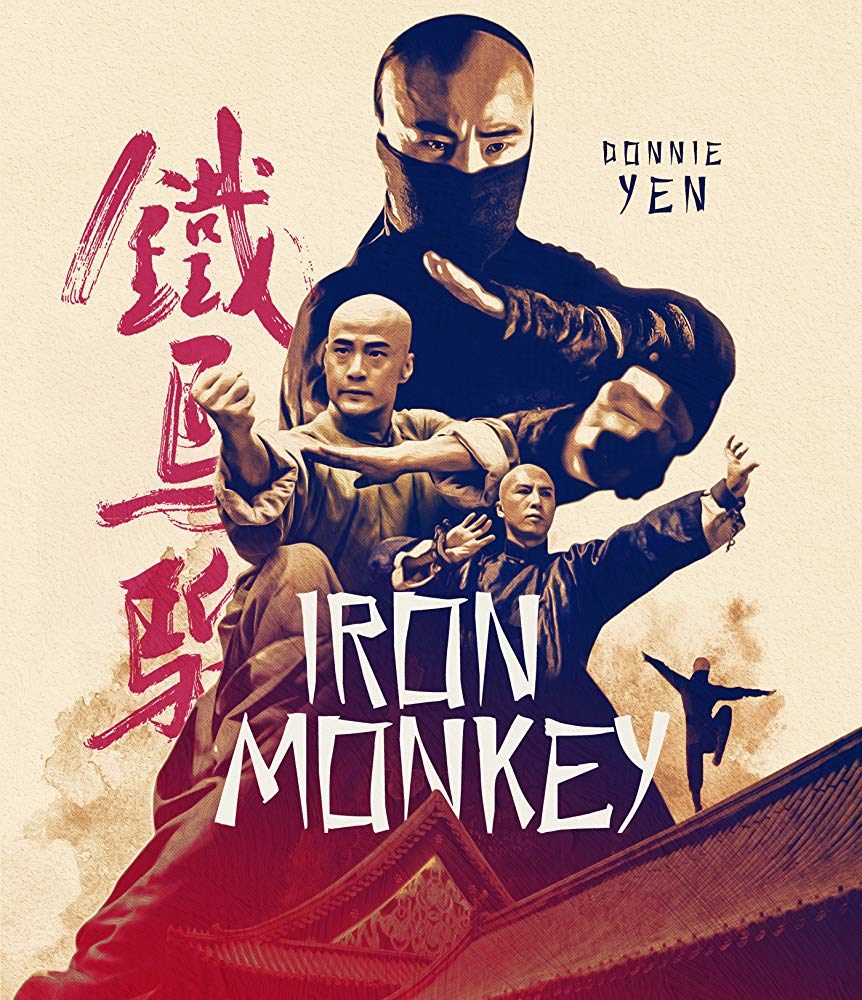 Iron Monkey 1993 REMASTERED 1080p BluRay x264-USURY