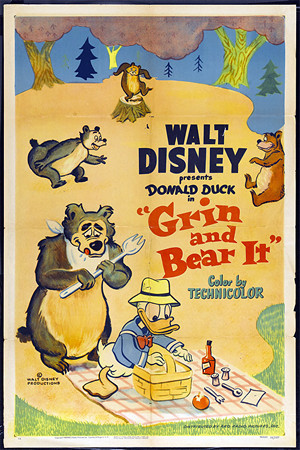 Grin And Bear It (1954)-Walt Disney-1080p-H264-AC 3 (DTS 5 1) Remastered nickarad