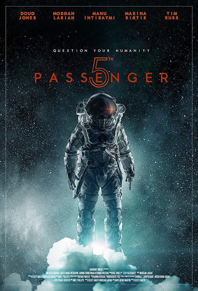 5th Passenger (2018) HDRip AC3 X264-CMRG