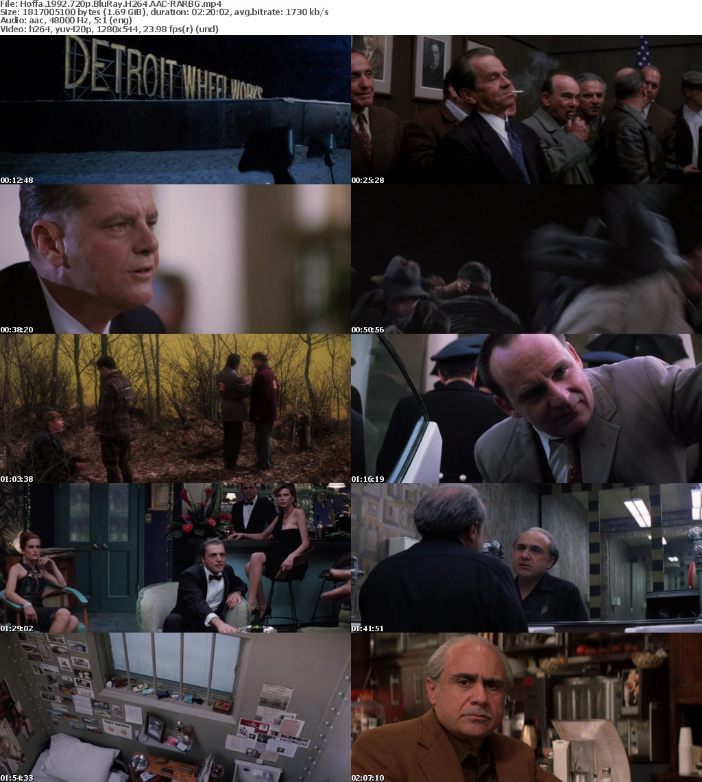 Hoffa 1992 720p BluRay H264 AAC-RARBG