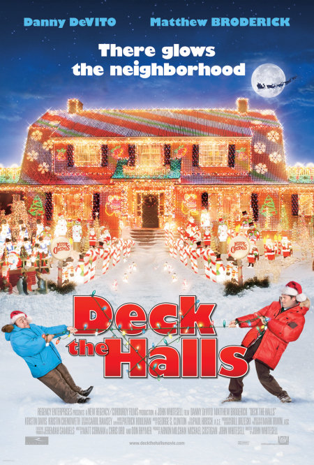 Deck the Halls 2006 BRRip XviD MP3-XVID