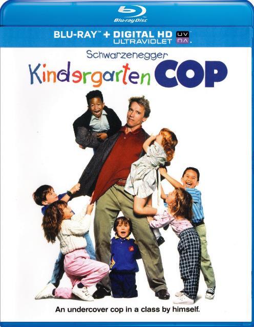 Kindergarten Cop (1990) 1080p BluRay H264 AC 3 Remastered-nickarad
