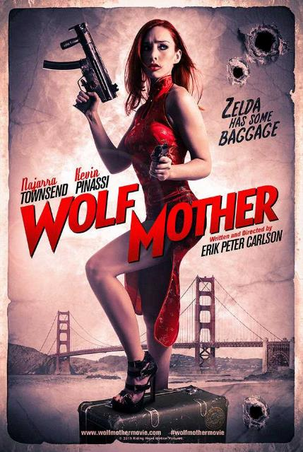 Wolf Mother (2016) UNCENSORED 720p HDRip x264-DLW