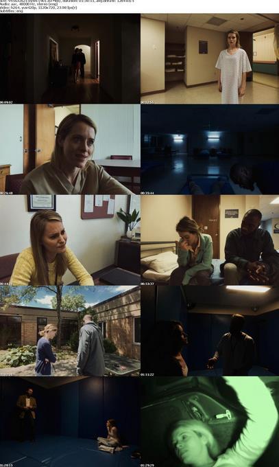 Unsane (2018) 720p BRRip x264-MkvCage