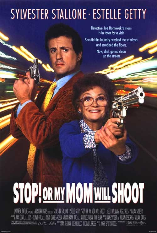 Stop Or My Mom Will Shoot 1992 BRRip XviD MP3-XVID