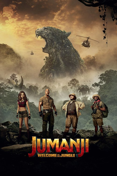 Jumanji Welcome To The Jungle 2017 MULTiSUBS PAL DVDR-OLDSWE
