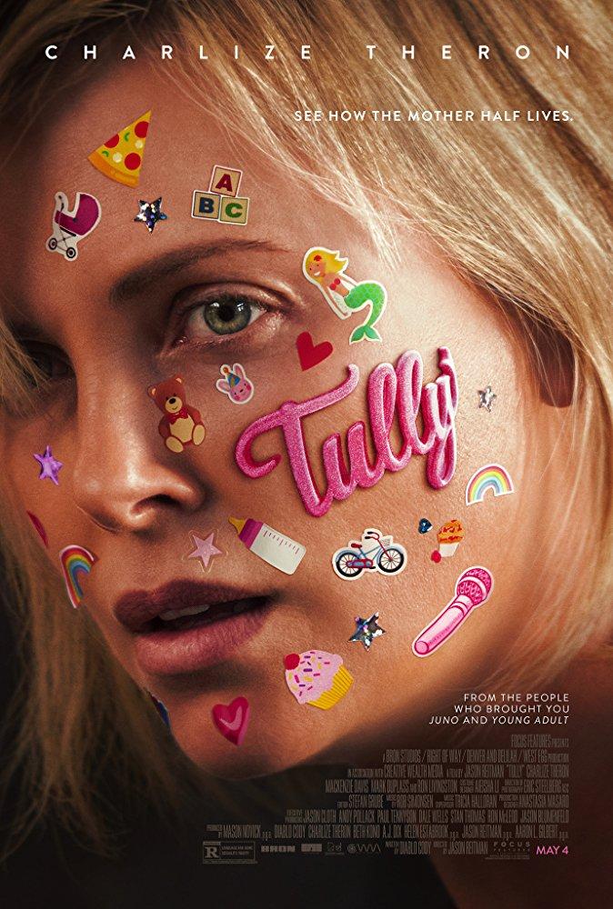Tully (2018) 720p WEB-DL x264 750MB ESubs - MkvHub