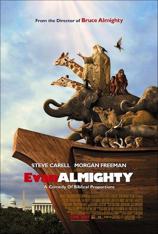 Evan Almighty 2007 HEVC 1080p BluRay DTS x265-LEGi0N