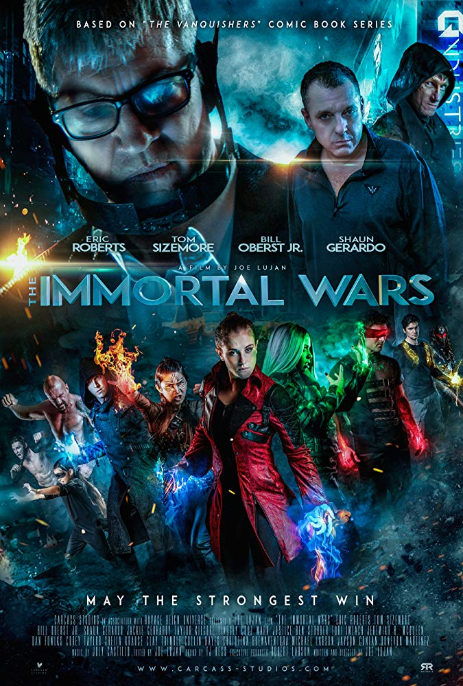 The Immortal Wars 2018 HDRip XviD AC3-EVO[TGx]