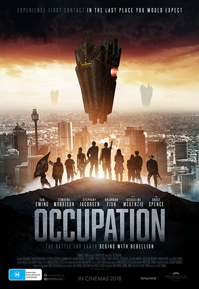 Occupation (2018) 720p WEB-DL x264 950MB ESubs - MkvHub