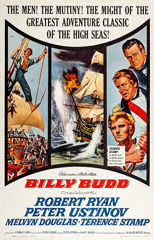 Billy Budd (1962) [BluRay] [720p] YIFY