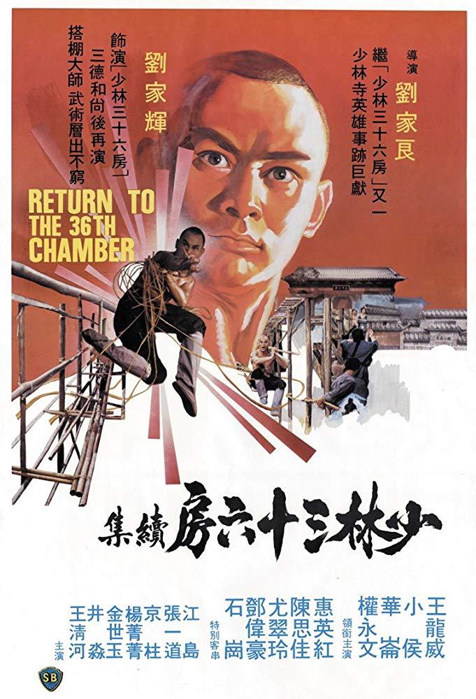 Return to the 36th Chamber 1980 1080p BluRay x264-REGRET