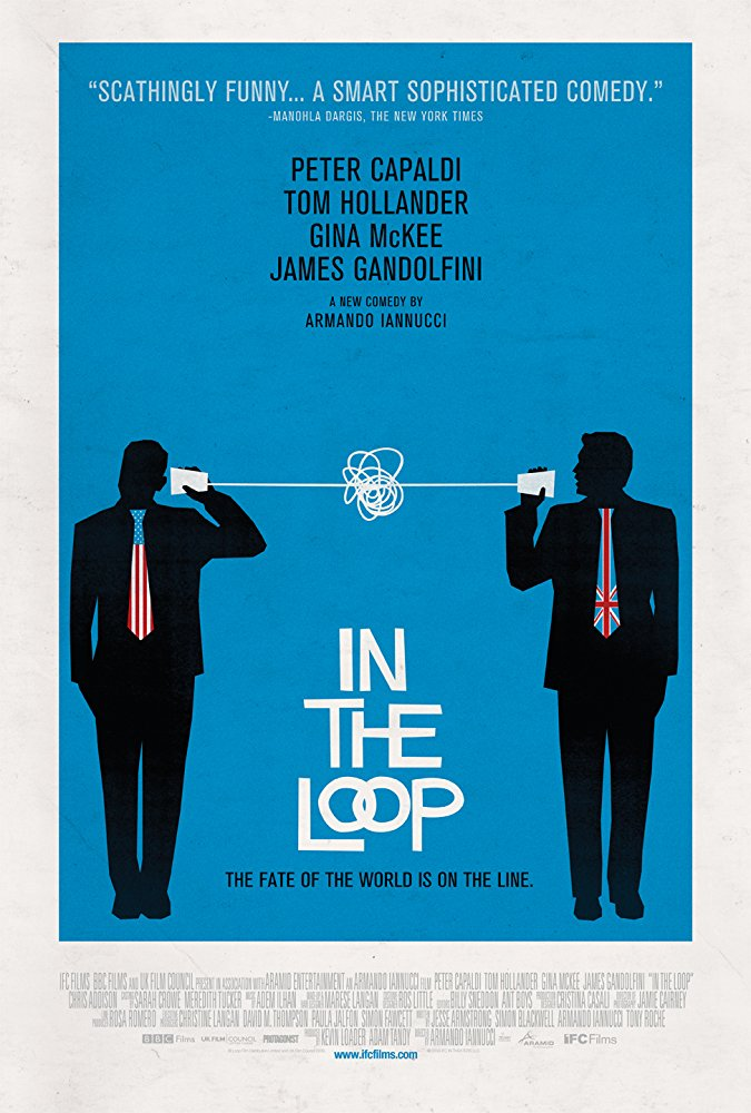 In the Loop 2009 BRRip XviD MP3-XVID