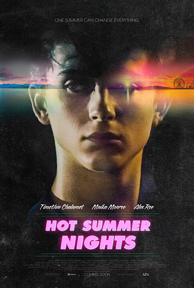 Hot Summer Nights (2017) 720p WEB-DL DD5.1 H264-CMRG