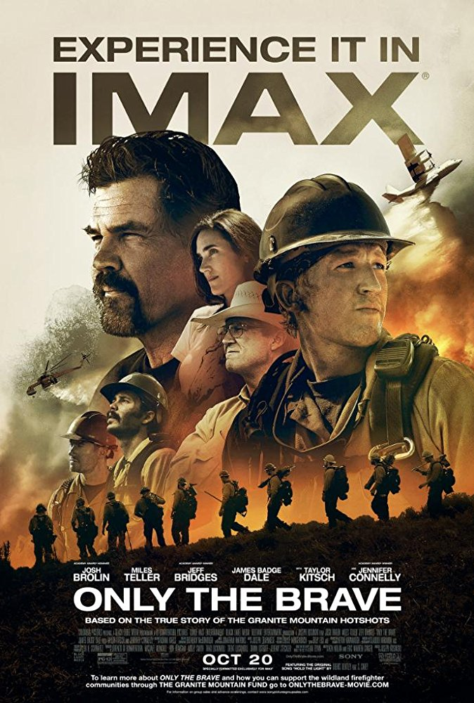 Only the Brave 2017 720p BluRay x264-x0r