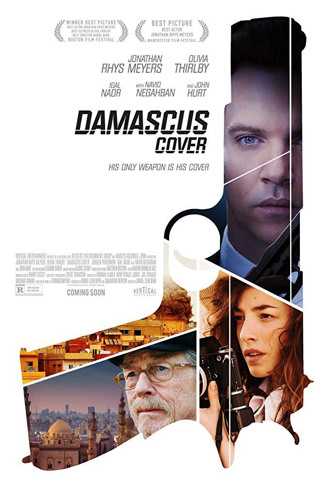 Damascus Cover 2018 HDRip XviD AC3-EVO[TGx]