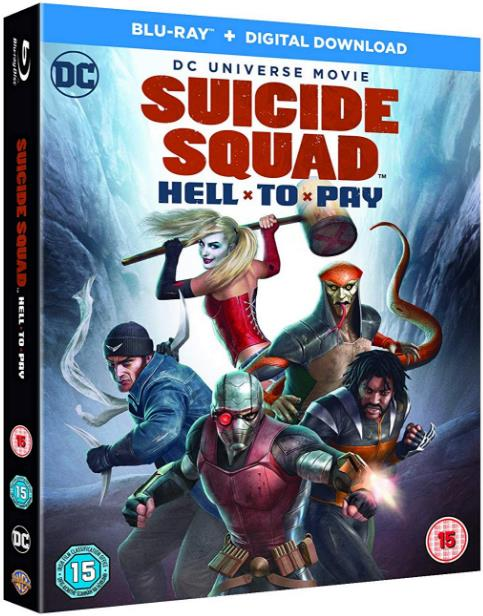 Suicide Squad Hell to Pay (2018) RERiP 720p BluRay x264-SADPANDA