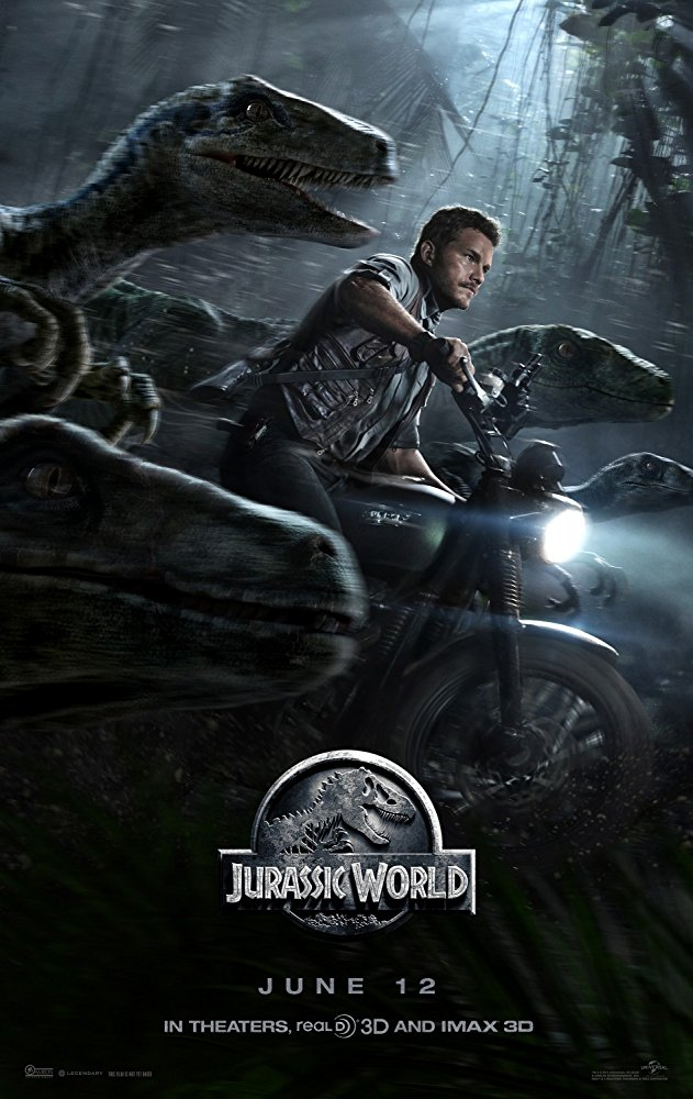 Jurassic World 2018 V2 720p HC HDRip X264 AC3-EVO[EtHD]