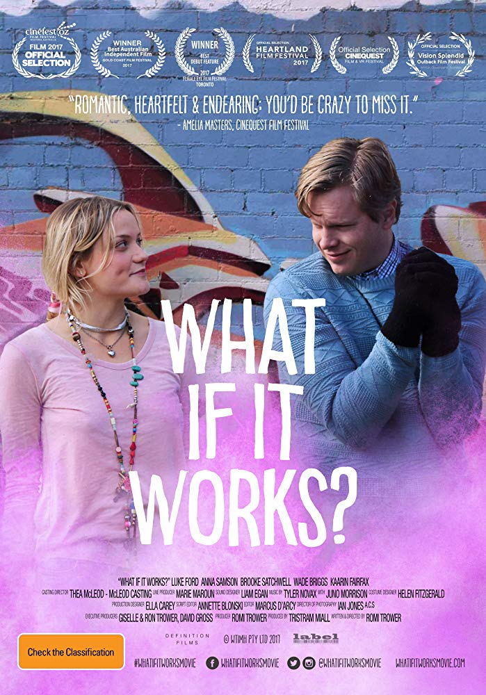 What If it Works 2017 BRRip x264-MkvCage