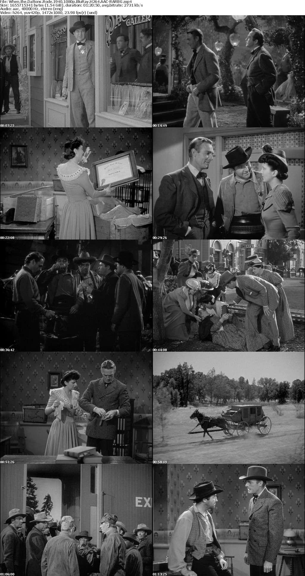 When the Daltons Rode 1940 1080p BluRay H264 AAC-RARBG