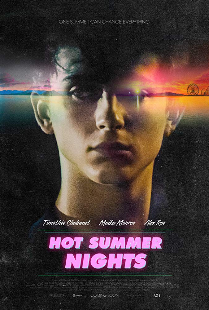 Hot Summer Nights 2017 HDRip XviD AC3-EVO