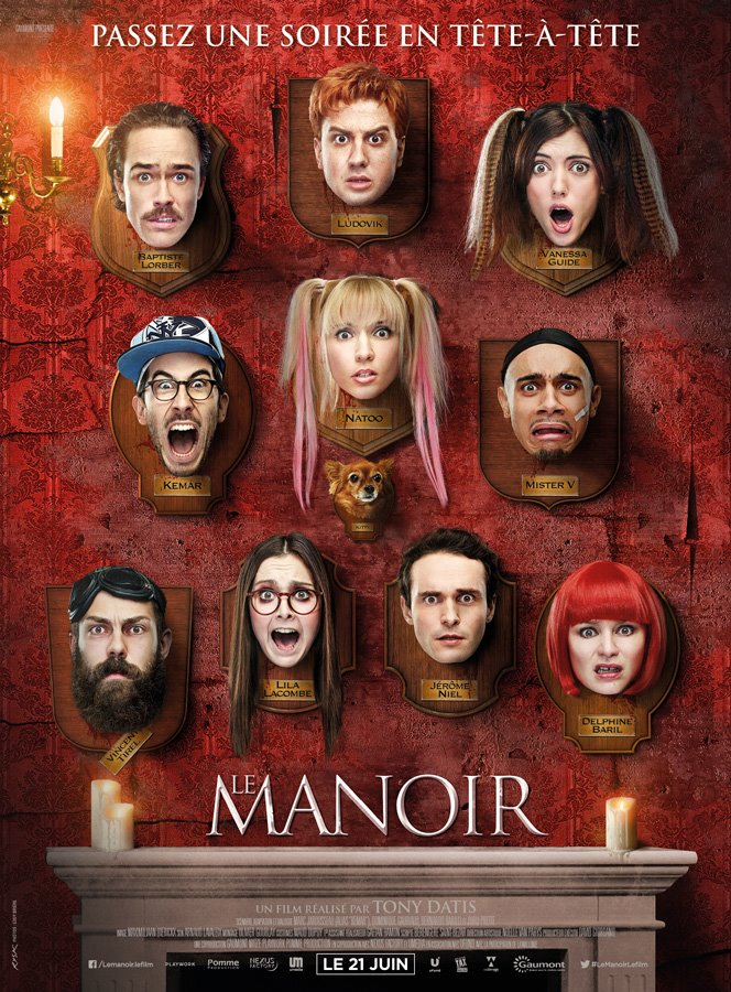 Le manoir (2017) [WEBRip] [1080p] YIFY
