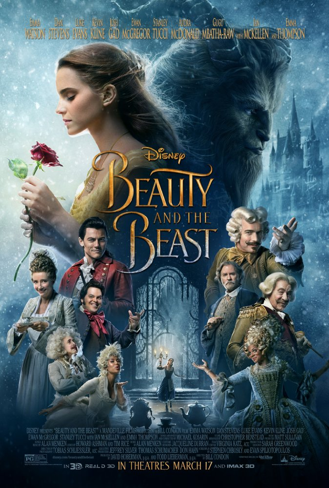 Beauty and the Beast (2017) [BluRay] [720p] YIFY