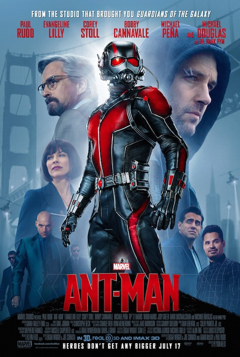 Ant-Man (2015) [BluRay] [720p] YIFY
