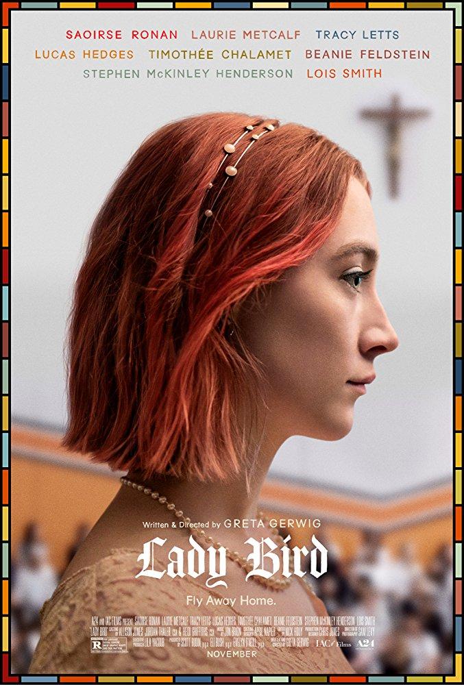 Lady Bird (2017) [BluRay] [720p] YIFY