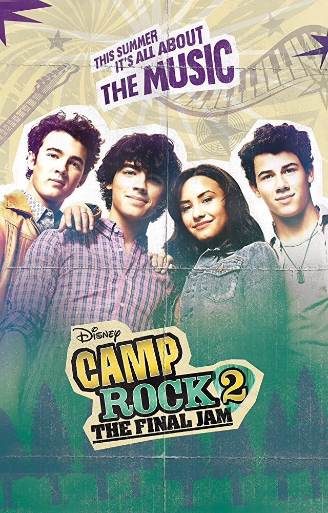Camp Rock 2 The Final Jam 2010 EXTENDED BRRip XviD MP3-XVID
