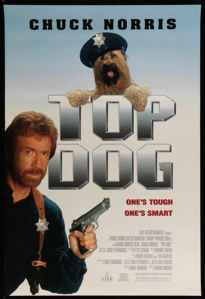 Top Dog 1995 WEBRip x264-ION10