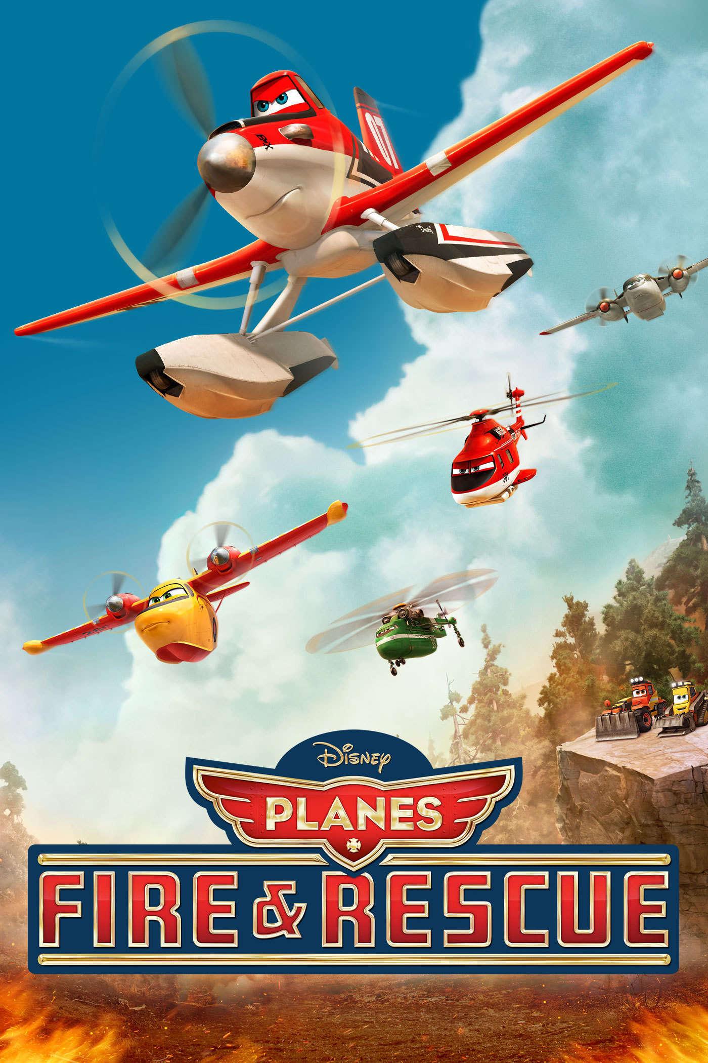 Planes Fire And Rescue 2014 720p BluRay x264-x0r