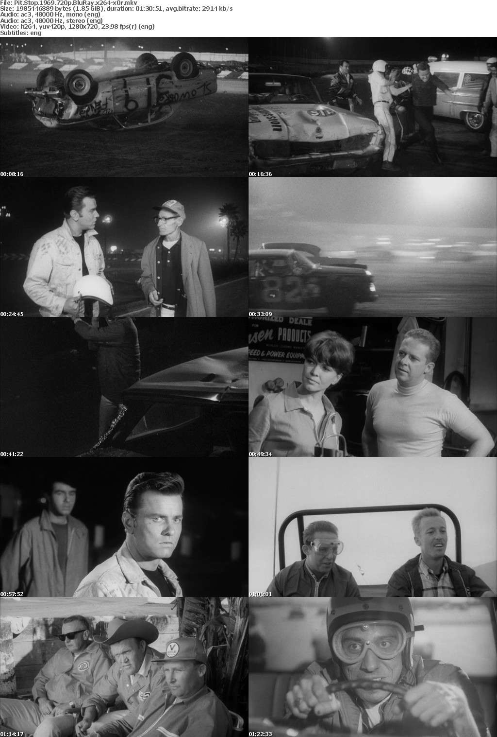 Pit Stop 1969 720p BluRay x264-x0r