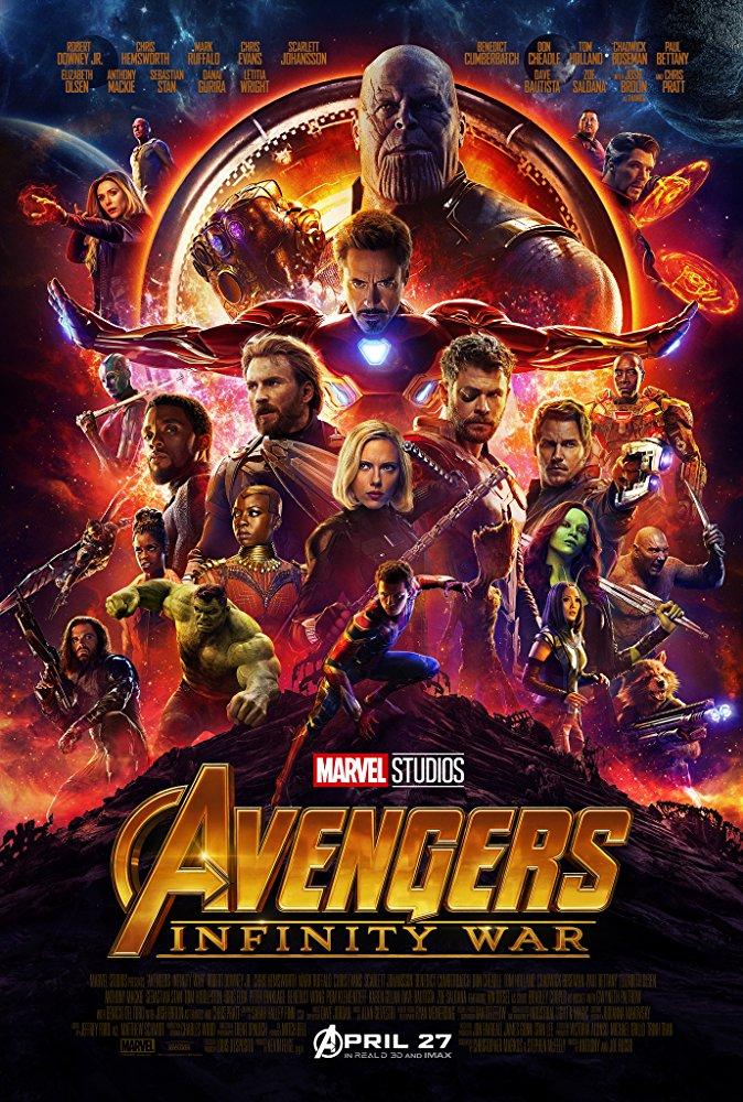 Avengers Infinity War (2018) BRRip x264 AAC-SSN