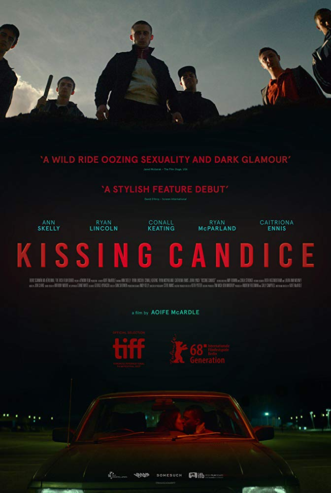 Kissing Candice (2018) BRRip AC3 X264-CMRG