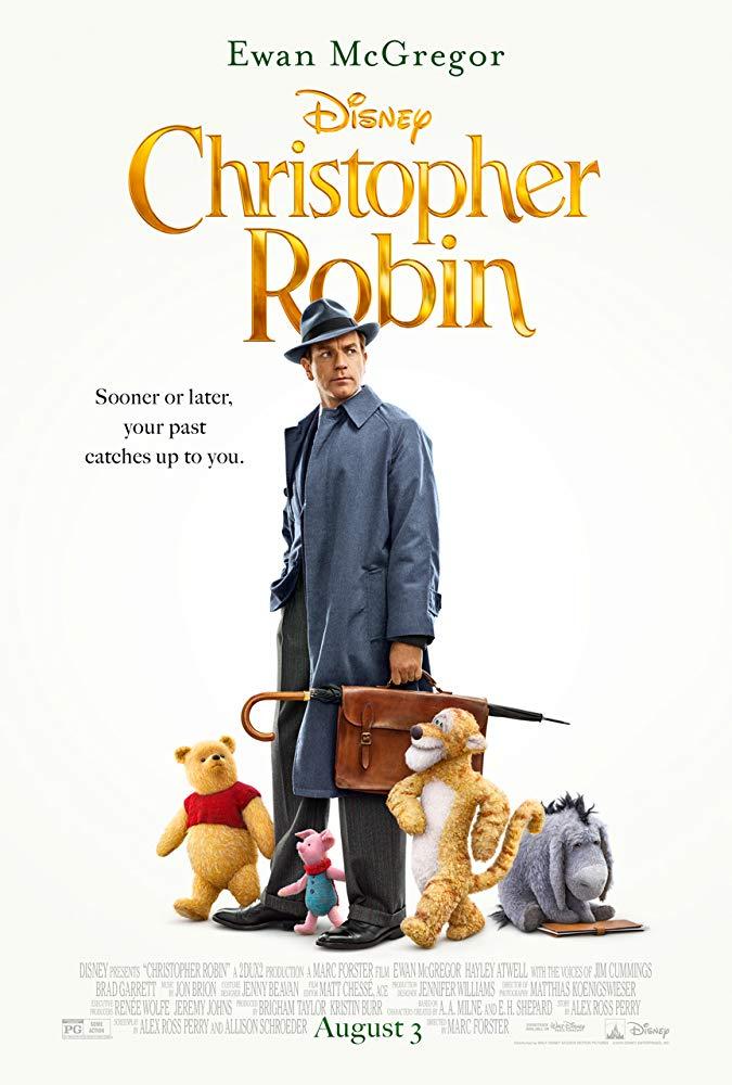 Christopher Robin 2018 HDCAM XviD-AVID