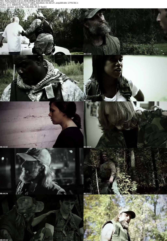 Anti Zombie Force 2018 HDRip XviD AC3-EVO