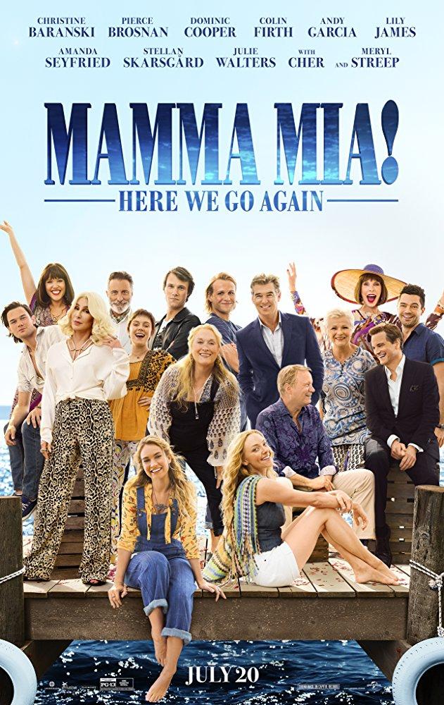 Mamma Mia Here We Go Again 2018 720p CAMRip x264 [MW]