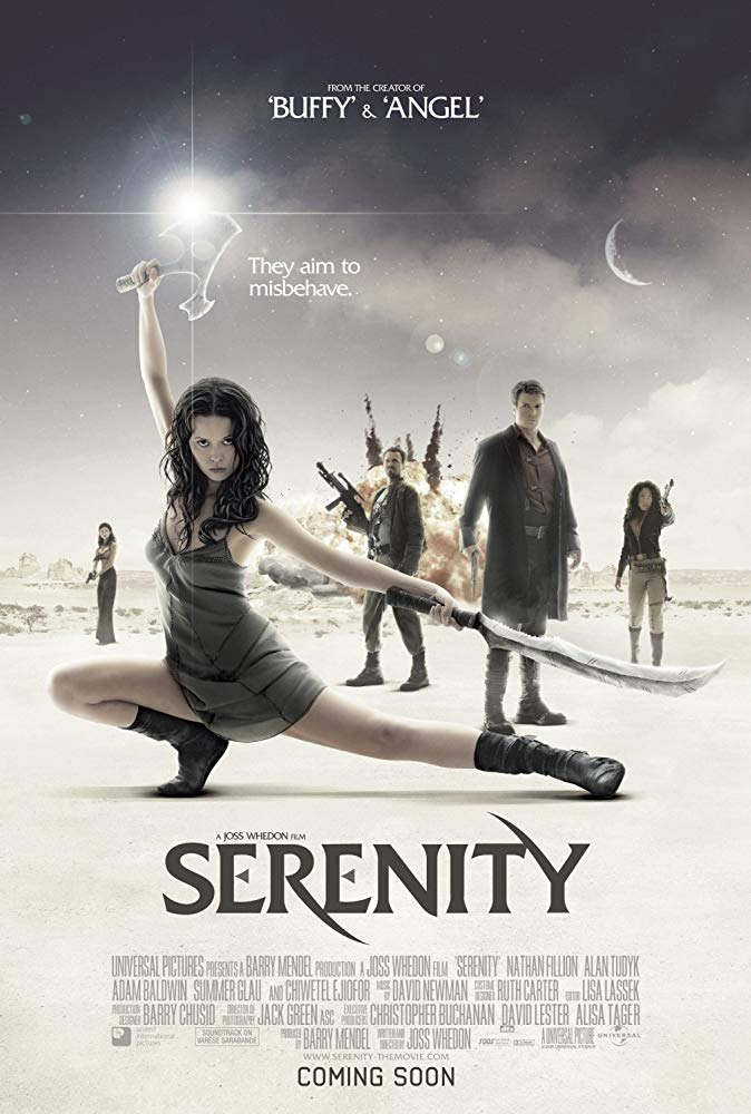 Serenity 2005 720p BluRay x264 Dual Audio Hindi DD 5 1 - English 2 0 ESub MW