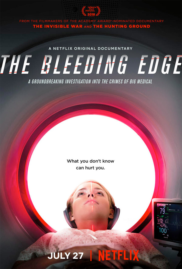 The Bleeding Edge (2018) 1080p WEB-DL DD 5.1 x264 MW