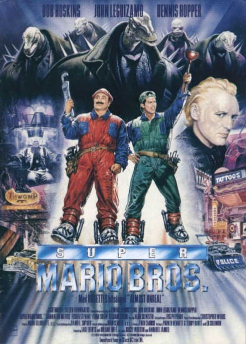Super Mario Bros 1993 BRRip XviD MP3-XVID