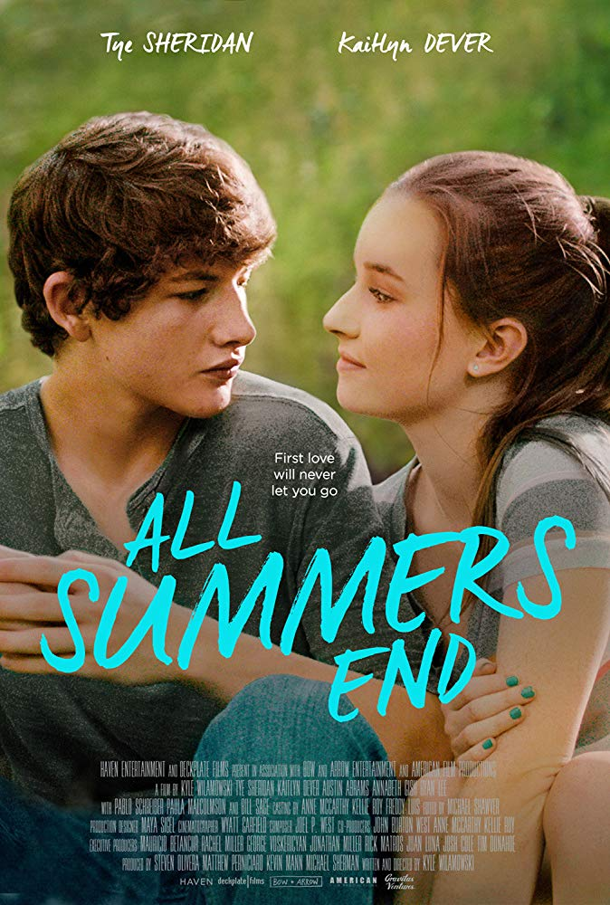 All Summers End (2017) BDRip XviD AC3-EVO