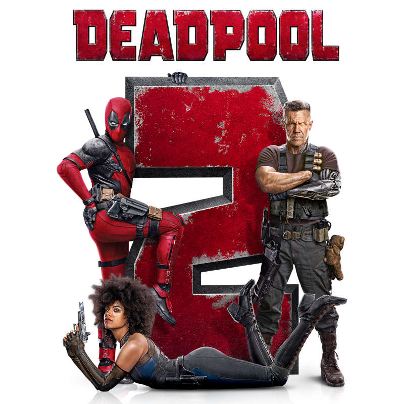 Deadpool 2 2018 1080p WEB-DL DD5 1 H264-FGT