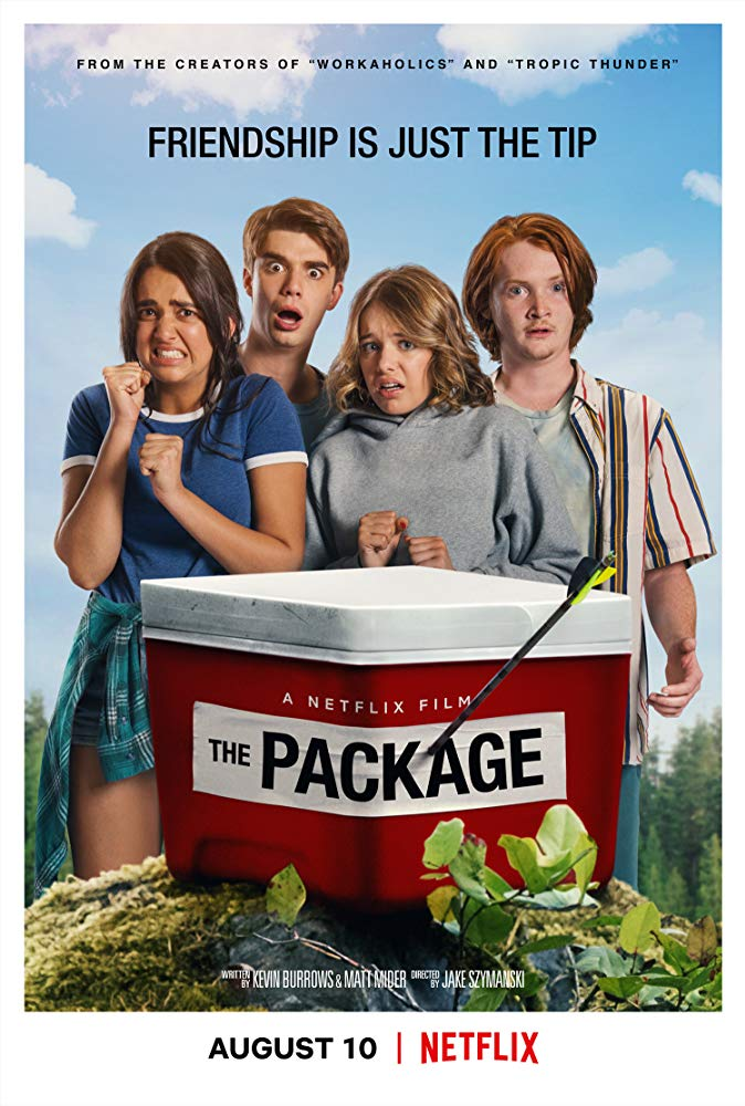 The Package (2018) HDRip AC3 X264-CMRG