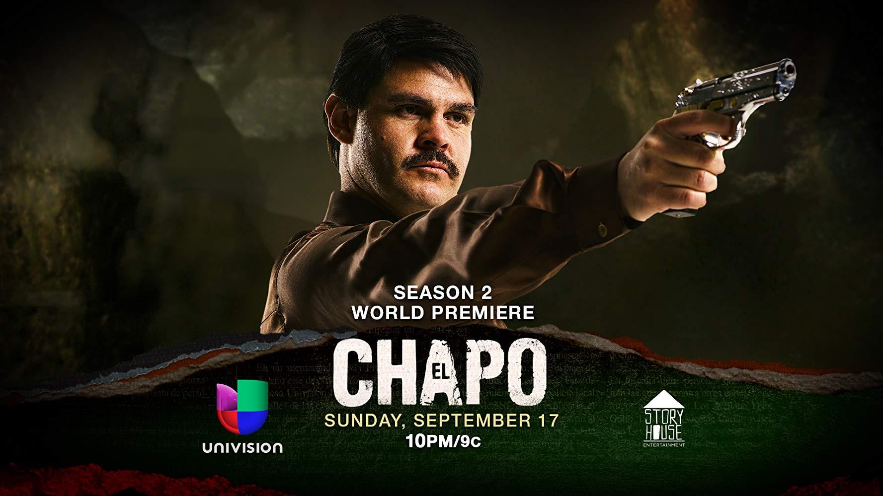 El Chapo S03E05 WEBRip x264-STRiFE