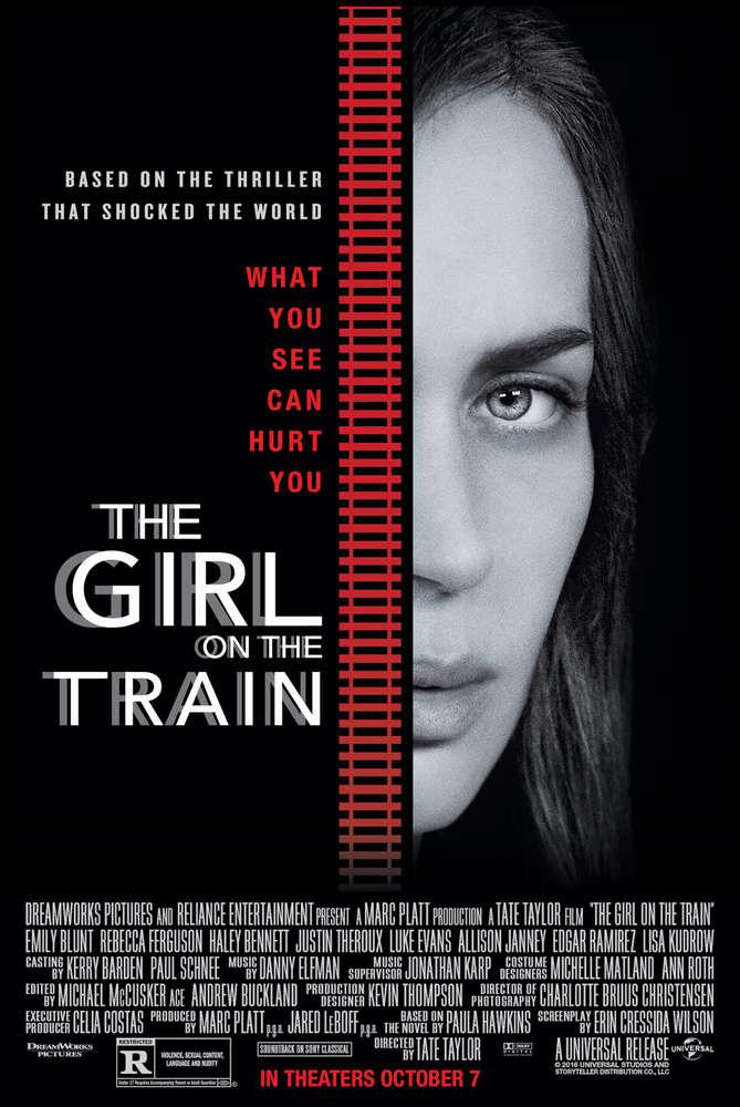 The Girl on the Train - La ragazza del treno (2016) 720p H264 italian english Ac3-5 1 sub ita-MIRCrew