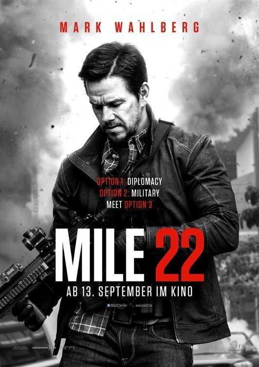 Mile 22 (2018) HDCAM XviD-AVID