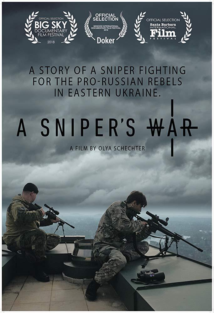 A Snipers War (2018) 1080p WEB-Rip x264 ESub MW